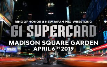 ROH & New Japan Holding Joint Show at MSG