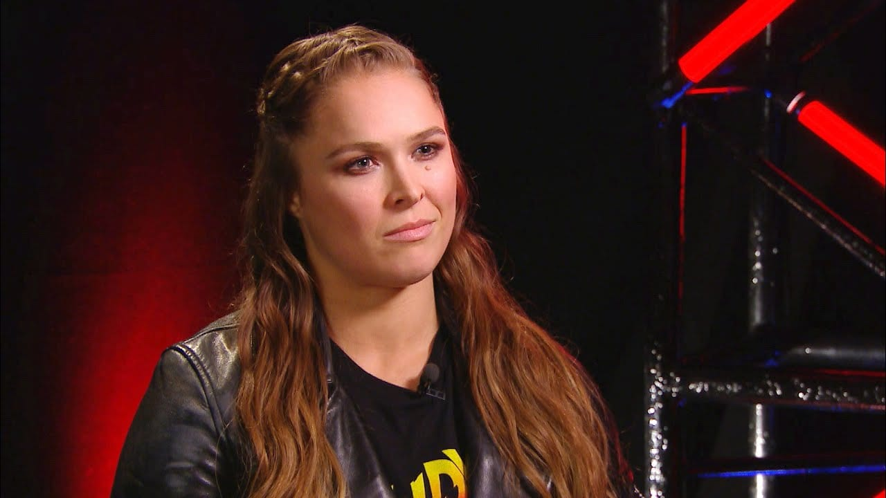 Ronda Rousey Appearing at Extreme Rules