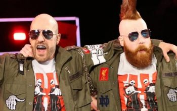 Sheamus Would Have Left WWE If Not For Cesaro