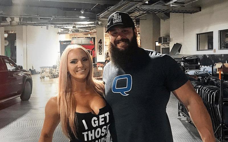 Braun Strowman's Girlfriend Reveals The Monster Among Men