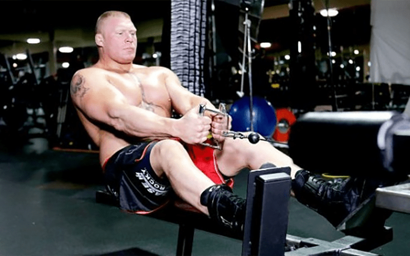 Brock-Lesnar-Training