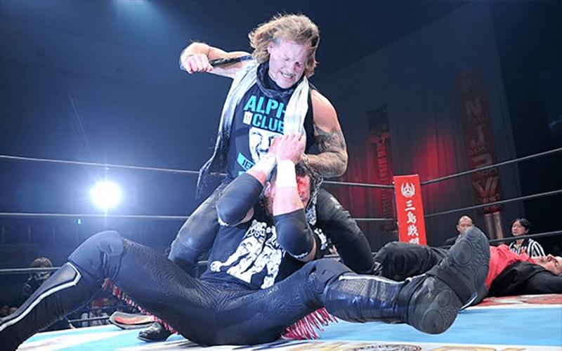 Chris-Jericho-vs-Kenny-Omega-match