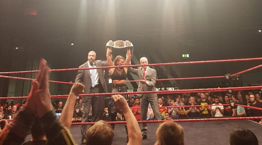 7ed5845ca Ripley defeated Toni Storm in the finals of the women s tournament at  today s NXT UK tapings in Birmingham to become the first-ever NXT UK  Women s Champion.