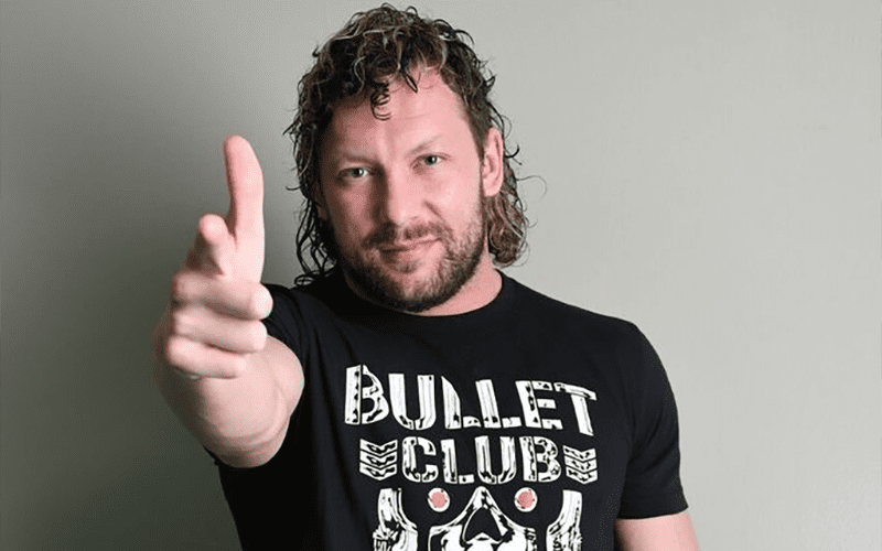 Kenny-Omega-Pose