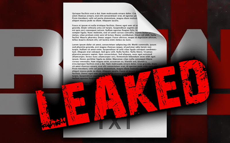 RAW-Script-Leaked