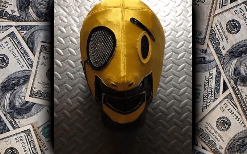 Wrestling-Mask-Money