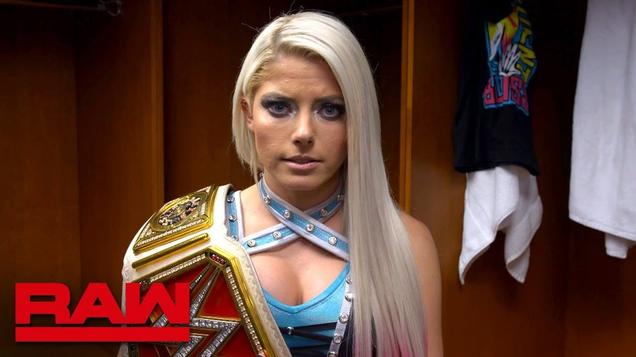 Alexa Bliss Promises to Expose Ronda Rousey At Summerslam