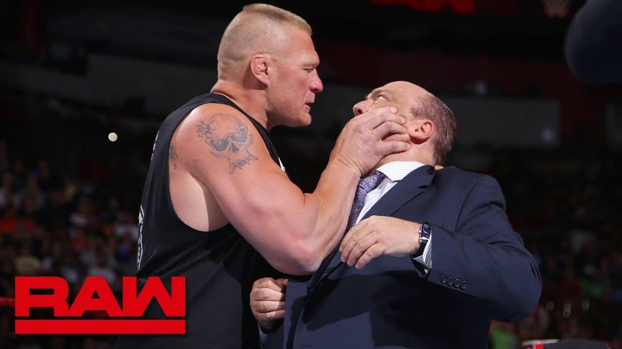 Brock Lesnar Segment Goes Viral