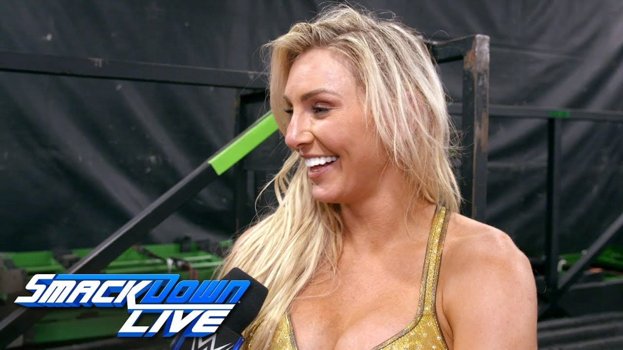 Charlotte Flair Reacts to SummerSlam Title Match