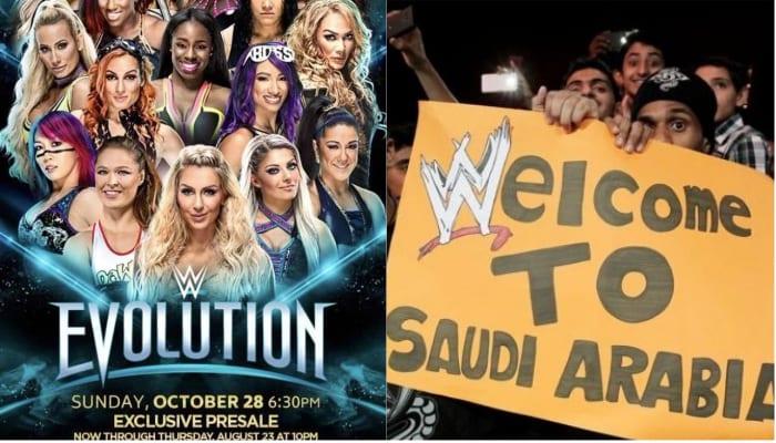 evolution saudi arabia
