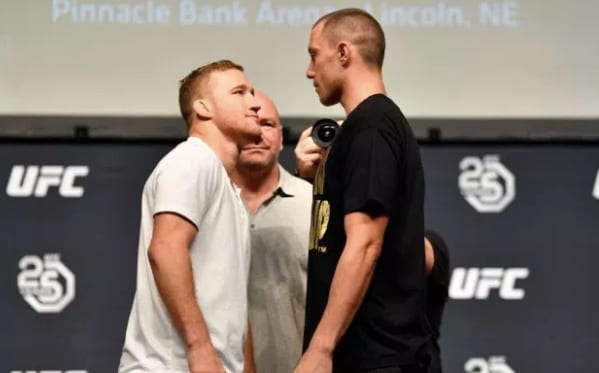 gaethje vick GETTY IMAGES