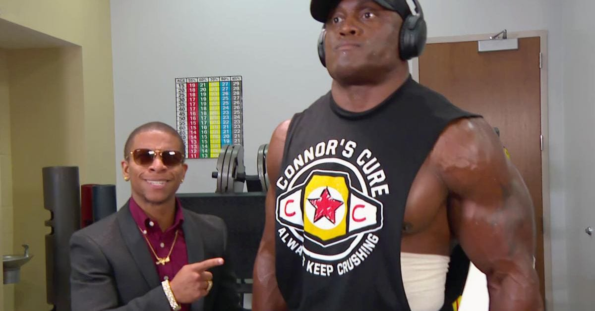 Lio-Rush-is-Bobby-Lashley's-manager-Sure-why-not