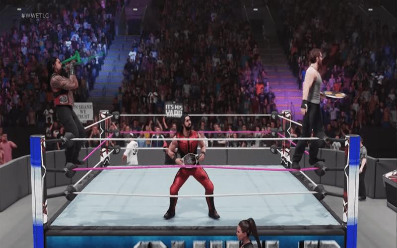 The Shield WWE 2K19