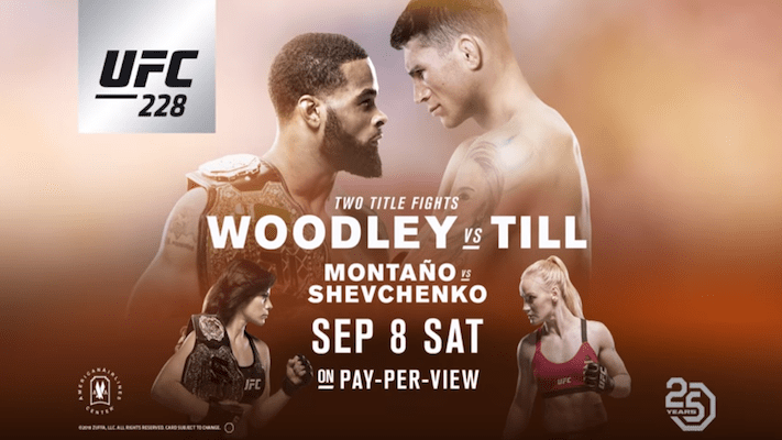 UFC-228-Results