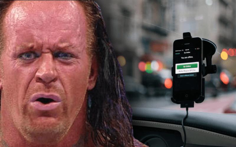 Undertaker-Uber