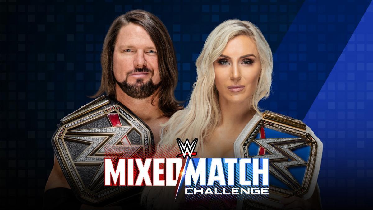 aj charlotte mixed match challenge