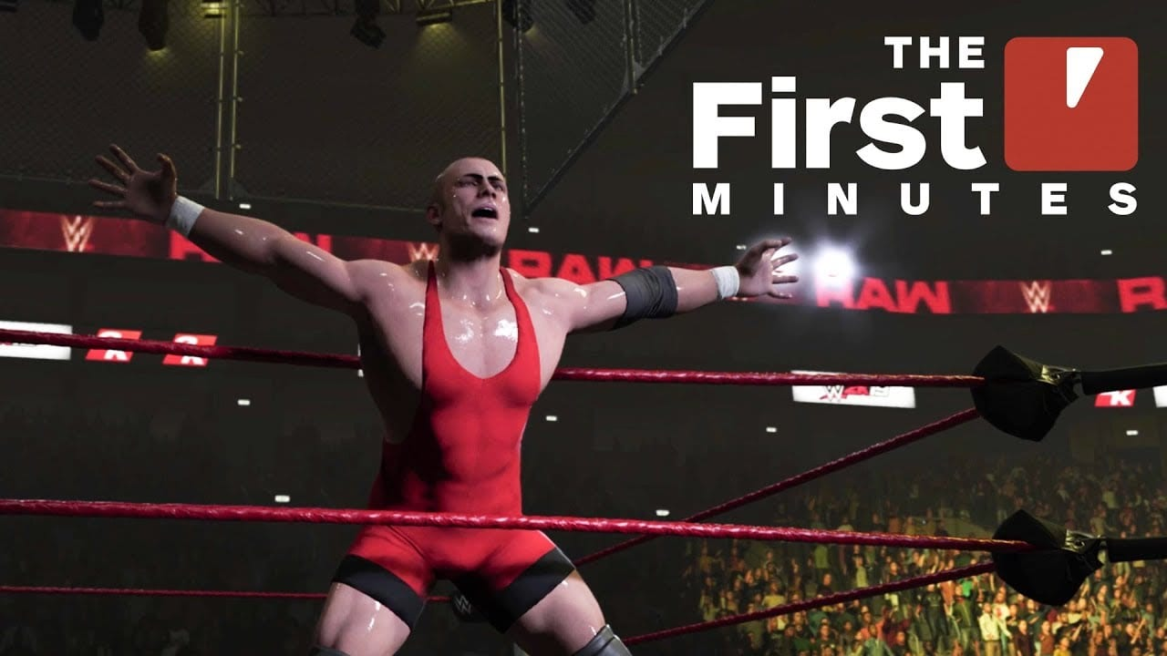 Check Out the First 18 Minutes of WWE 2K19 My Career Mode