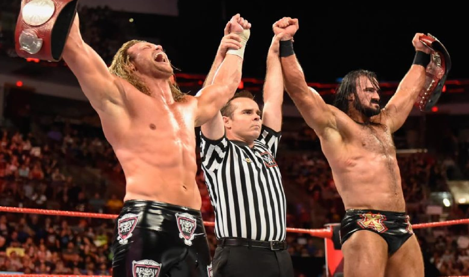 dolph and drew title win