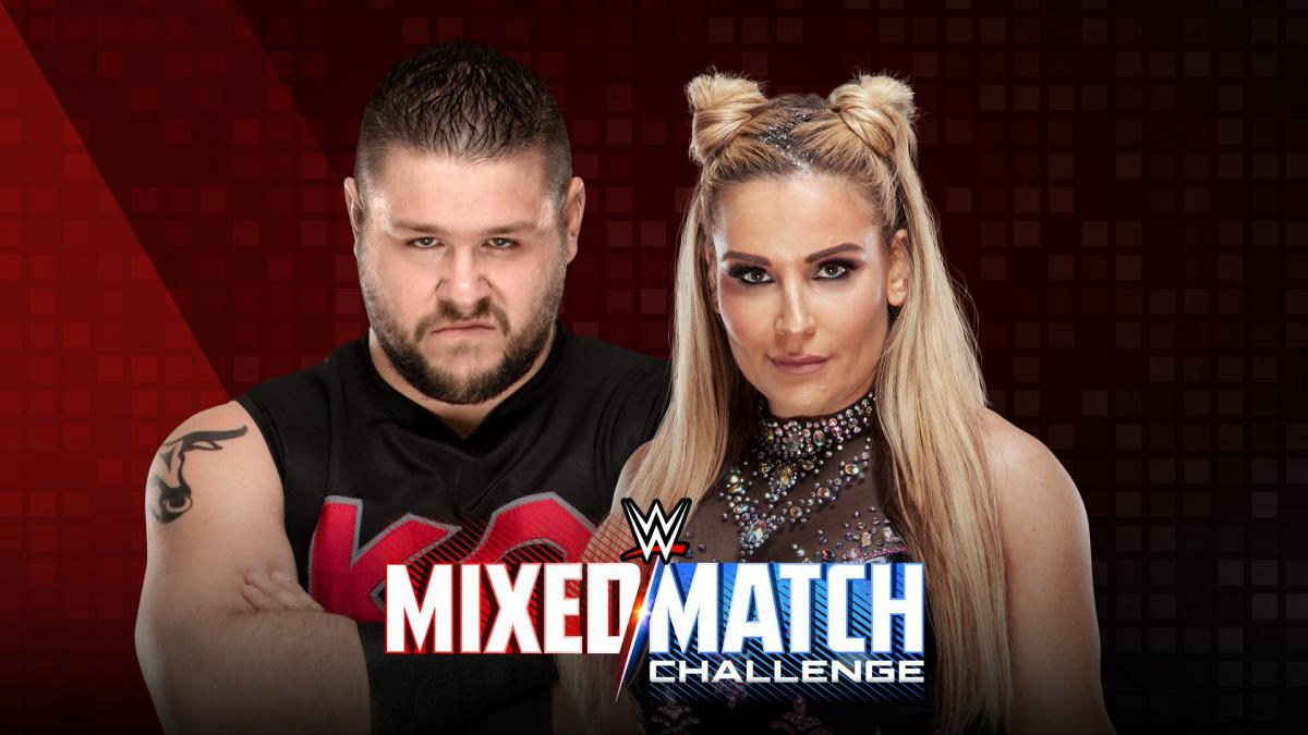 kevin owens natalya mixed match challenge