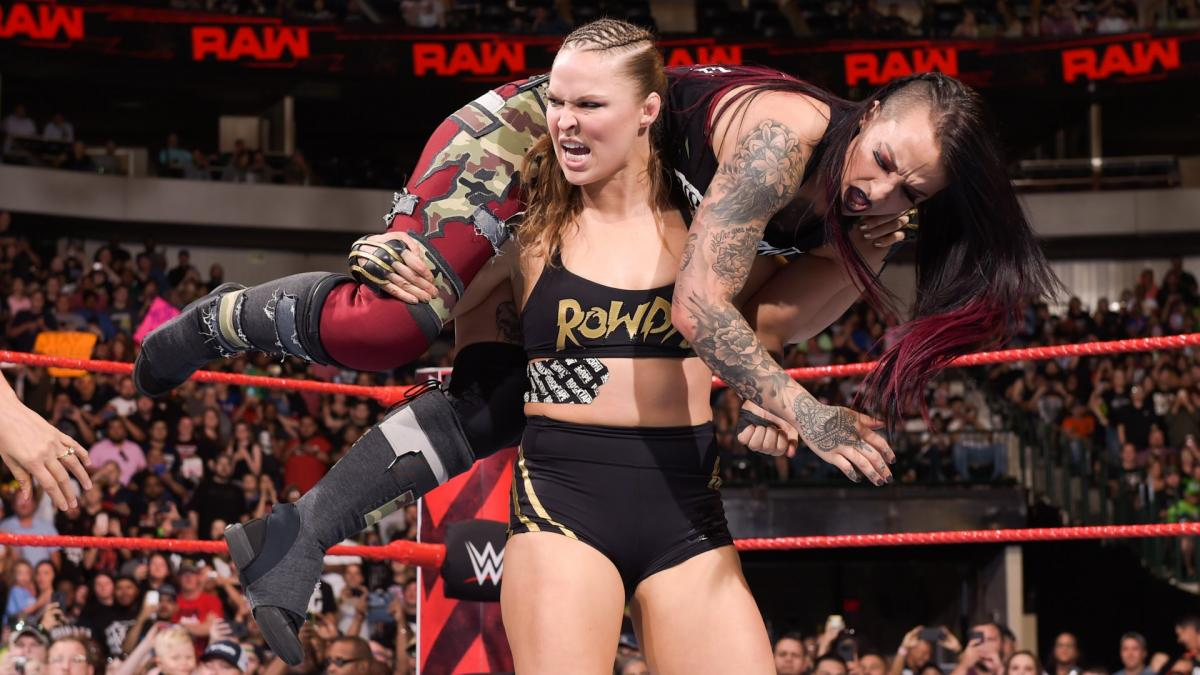 ronda rousey not good for ruby