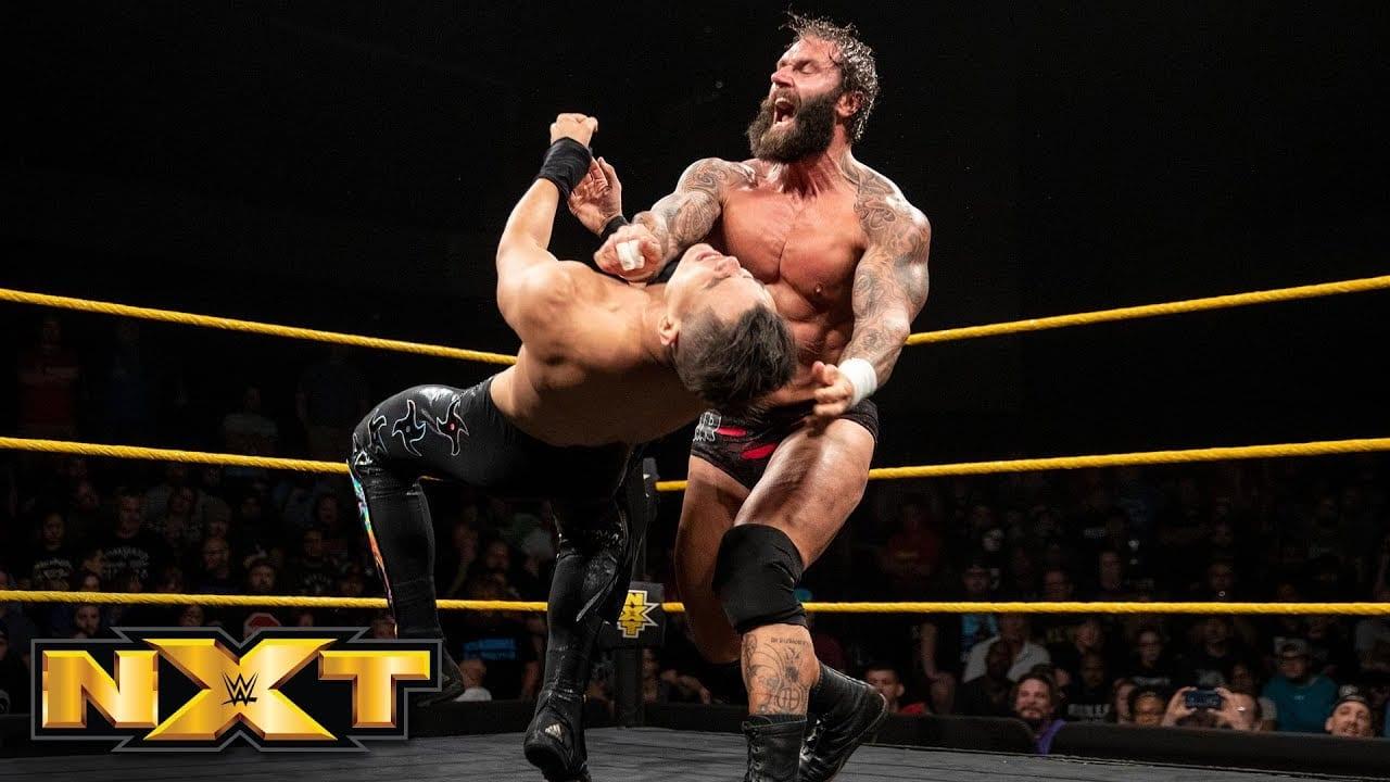 Watch Former TNA Star Gunner's NXT Television Debut