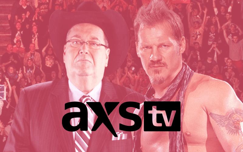 AXS TV Chris Jericho Jim Ross