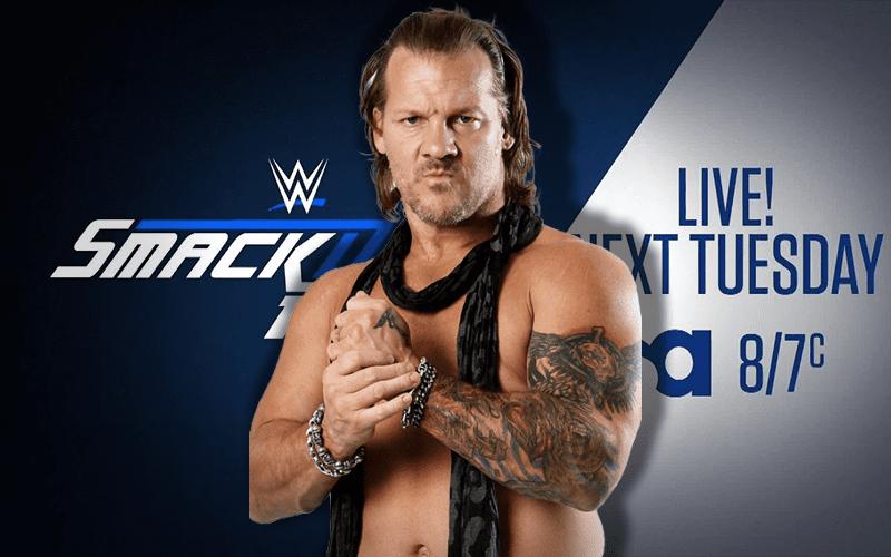 Chris-Jericho-SmackDown-1000