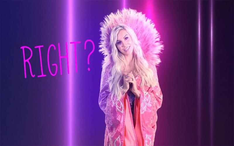 Evolution Charlotte Flair
