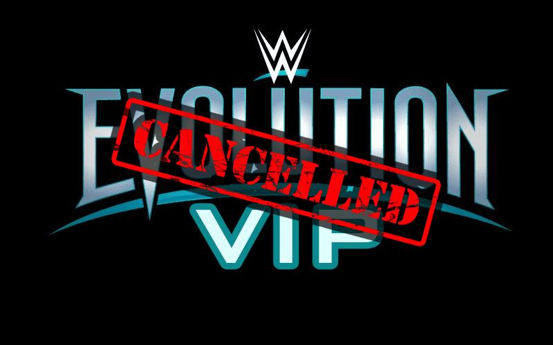 Evolution-VIP-Cancelled