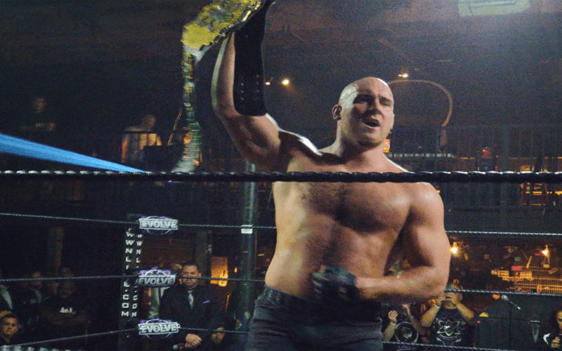 Fabian Aichner EVOLVE Champion