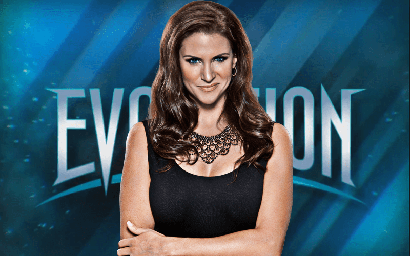 Stephanie McMahon Evolution
