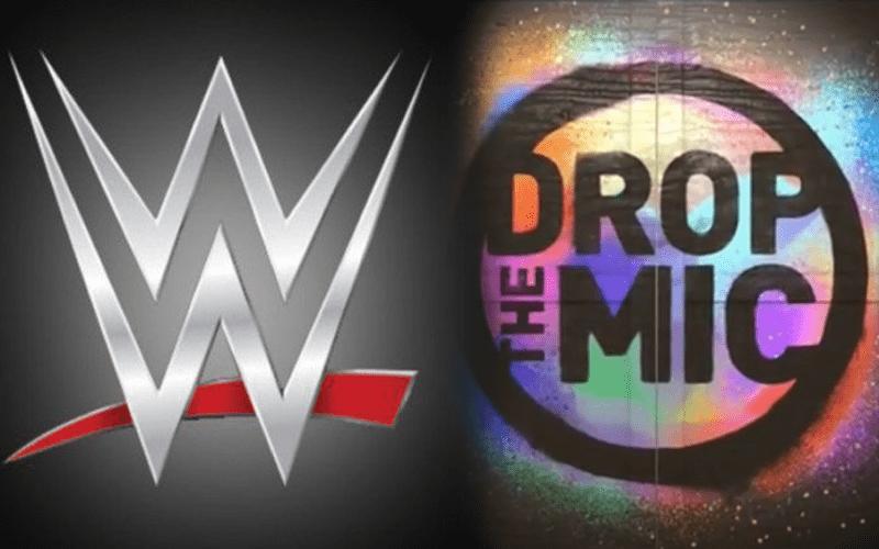 WWE Drop The Mic