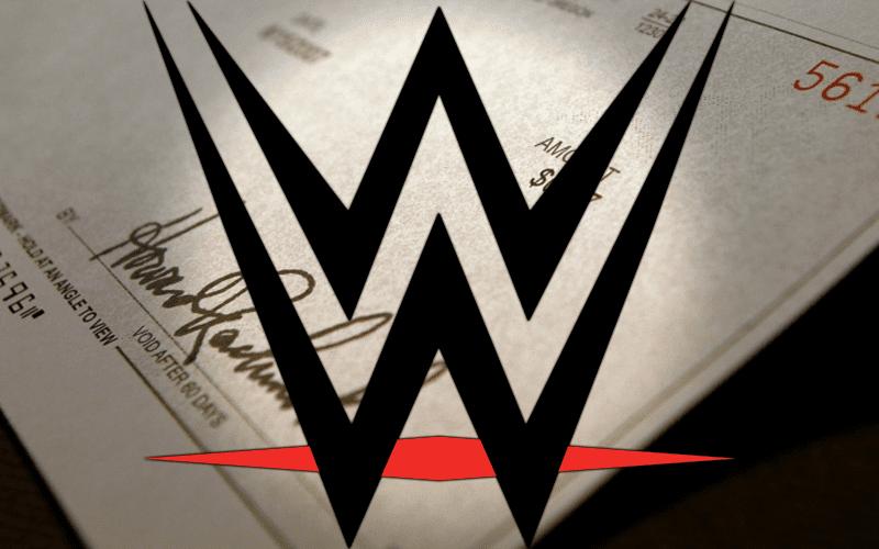 WWE-Paycheck