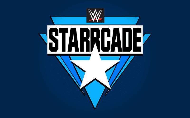 WWE-Starrcade-Logo
