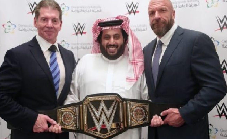 WWE saudis