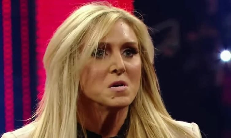 charlotte flair upset