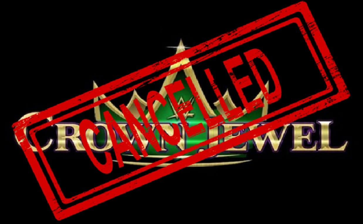 crown jewel canceled