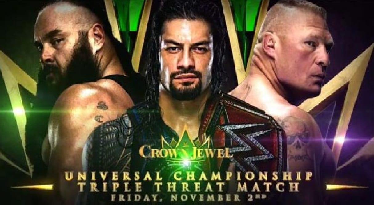 crown jewel universal title match