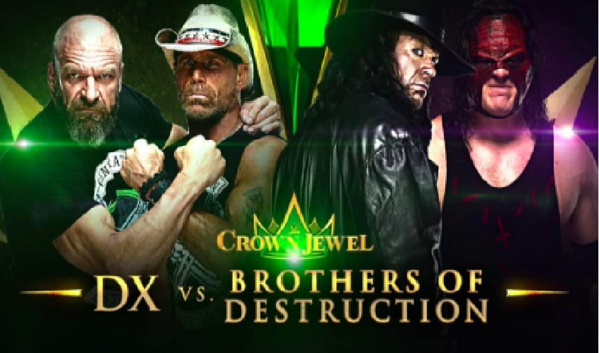 dx vs brothers of destruction crown jewel