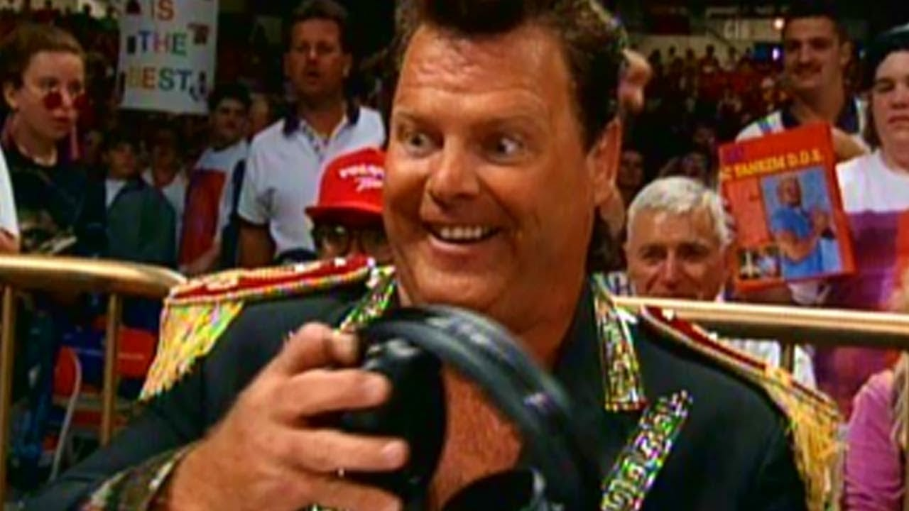 jerry lawler happy commentary