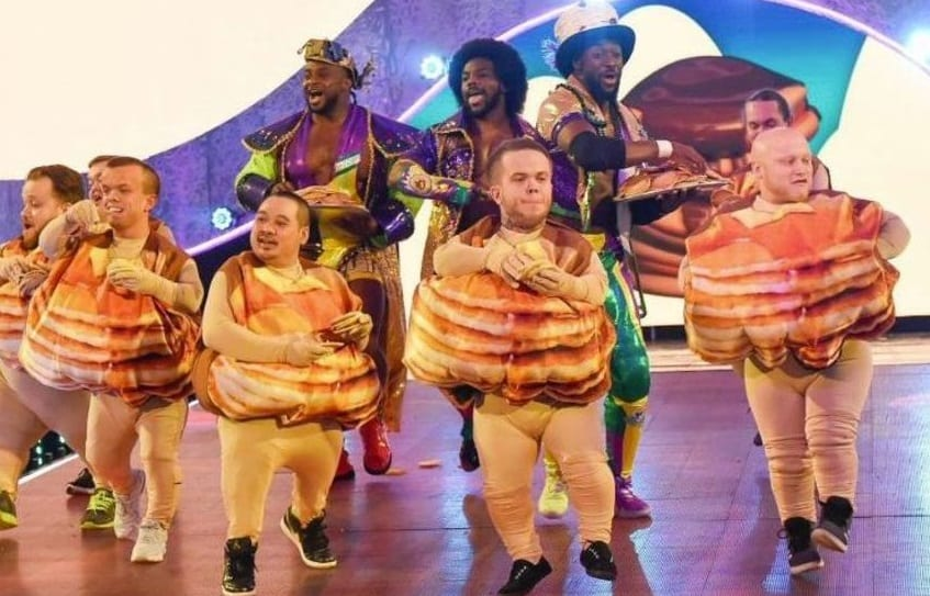 new day pancakes