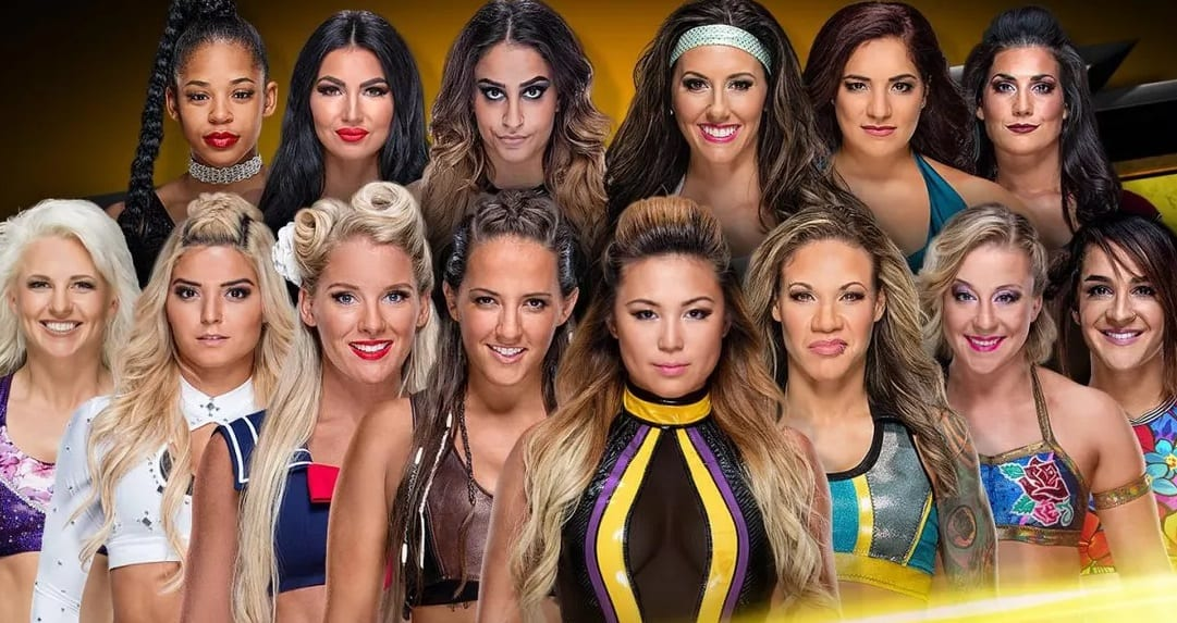 nxt womens roster