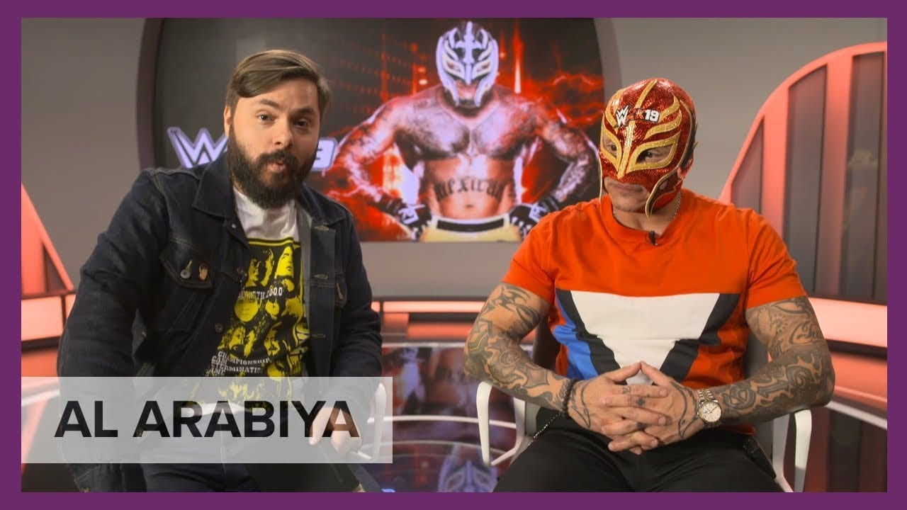 Rey Mysterio on the Possibility of Working Crown Jewel Show