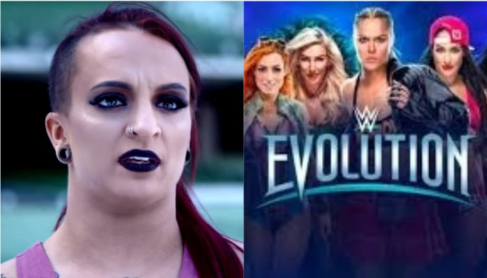 ruby riott evolution