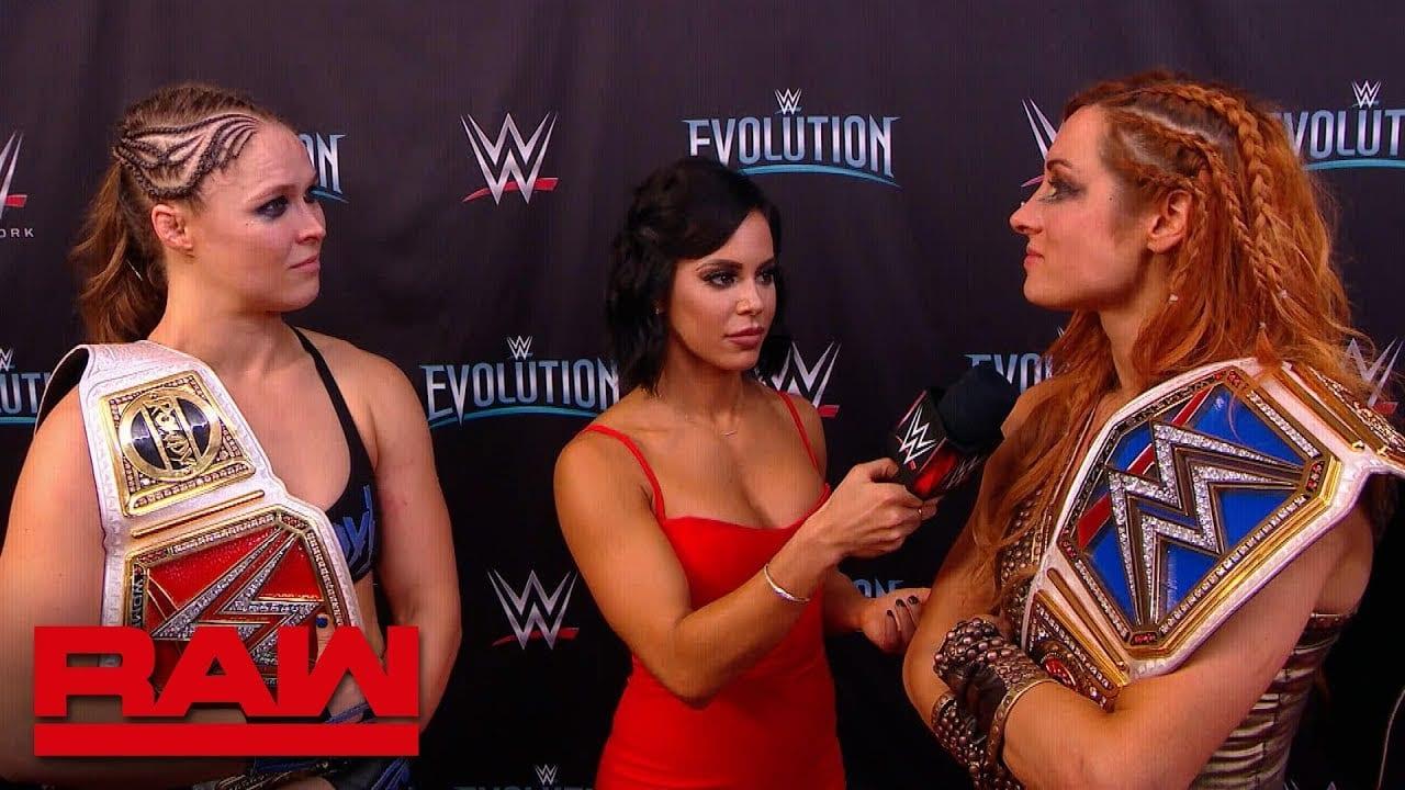 Rumor Killer On Changes Made To WWE Evolution Finish