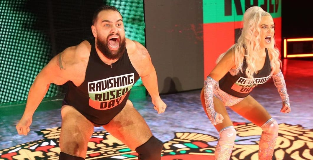 rusev and lana 333