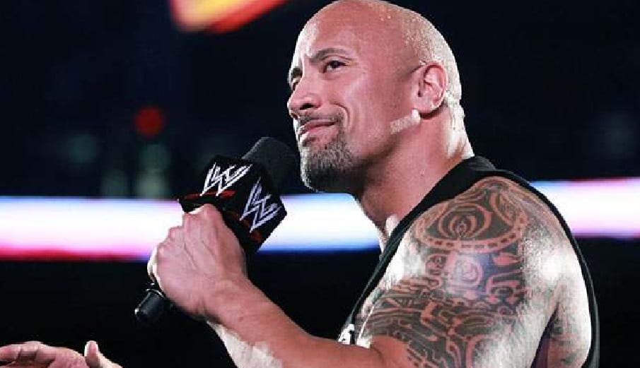 the rock great one smile