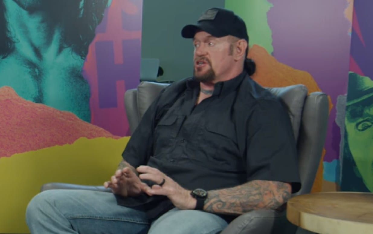 the undertaker interview333333