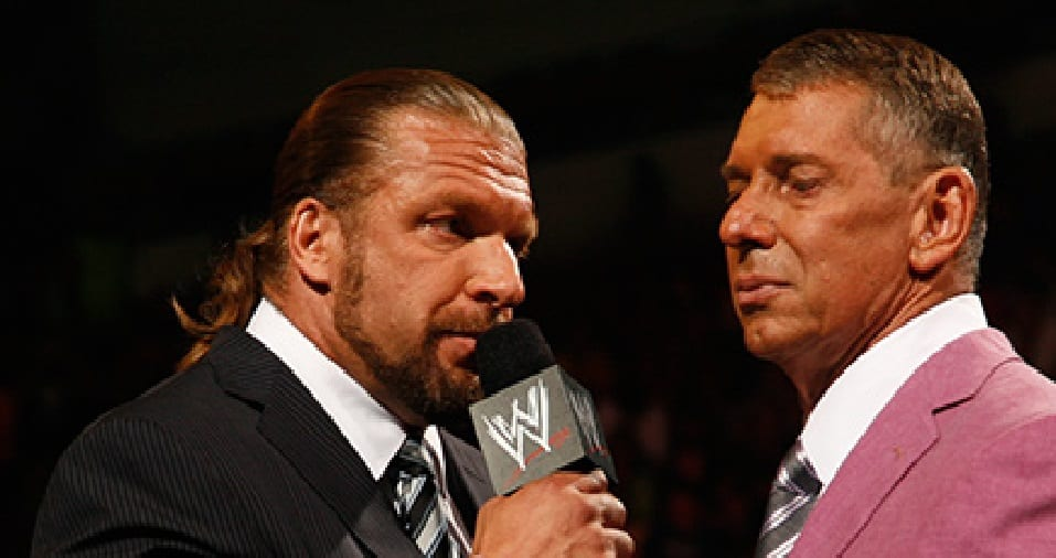 triple h and vince 4949994499