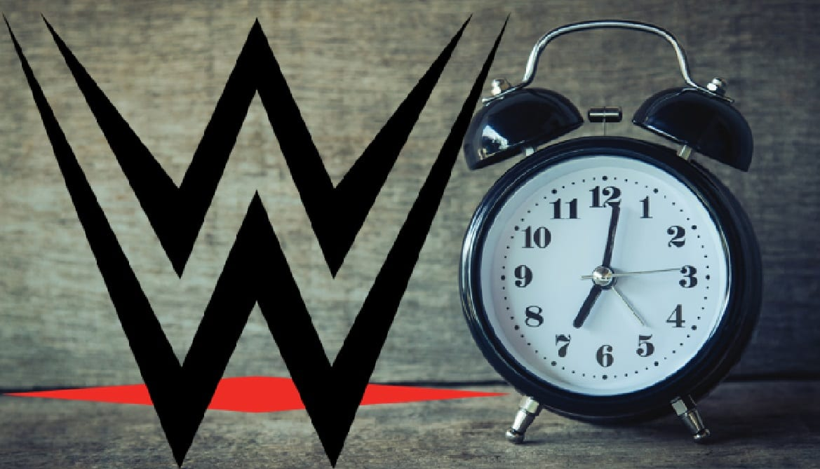 wwe time